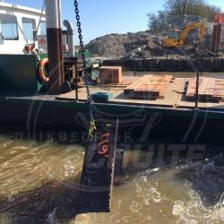 Nieuwbouw Biobased brug Ritsumazijl