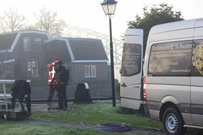 Inspectie kademuren gemeente Zwolle